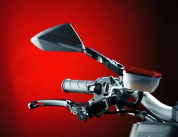 1098 S V37 Set di specchietti retrovisori per Ducati Streetfighter 848