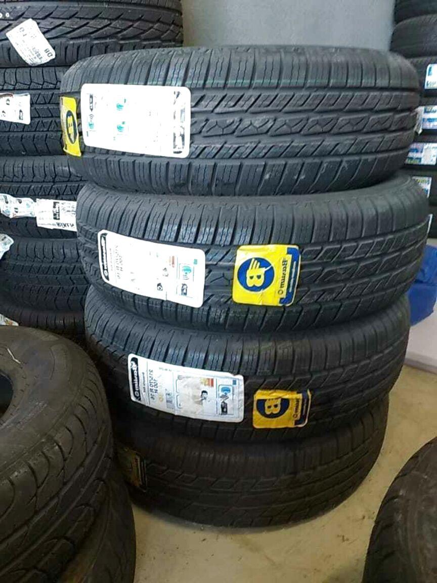 4x4 Pirelli Scorpion Verde All-Season 255//50//R19 107H Pneumatici tutte stagioni C//C//72