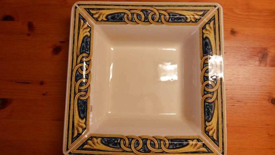 piatti ceramica tiffani usato