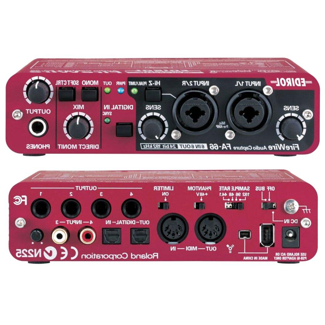 scheda audio firewire usato