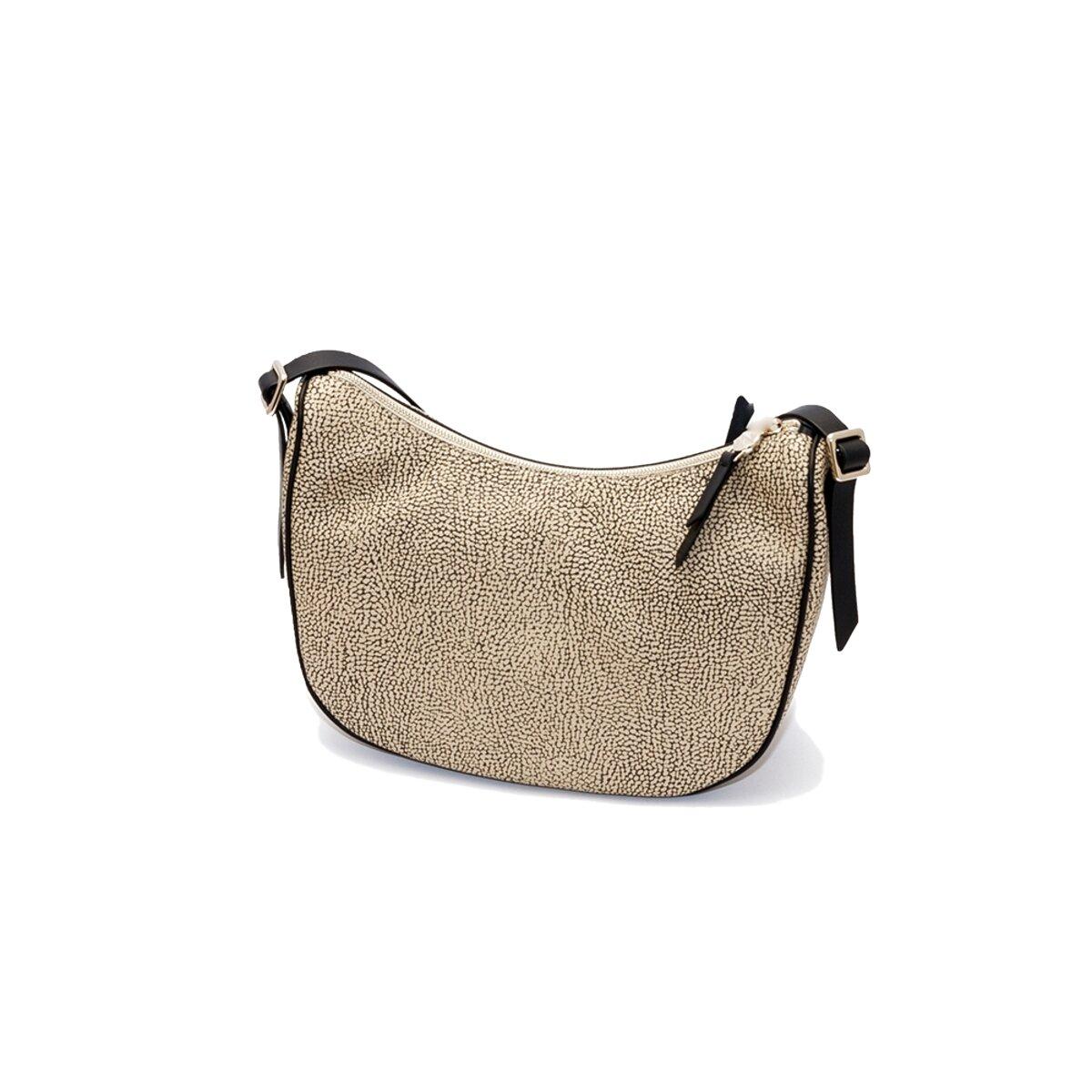 borbonese borsa mezzaluna usato