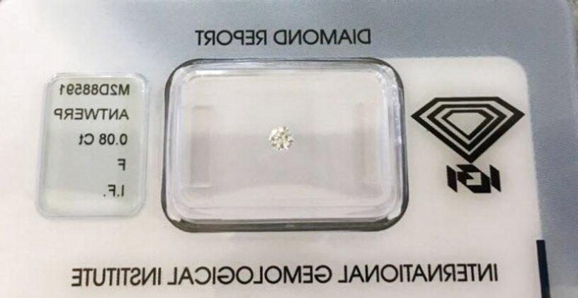 diamanti certificati usato