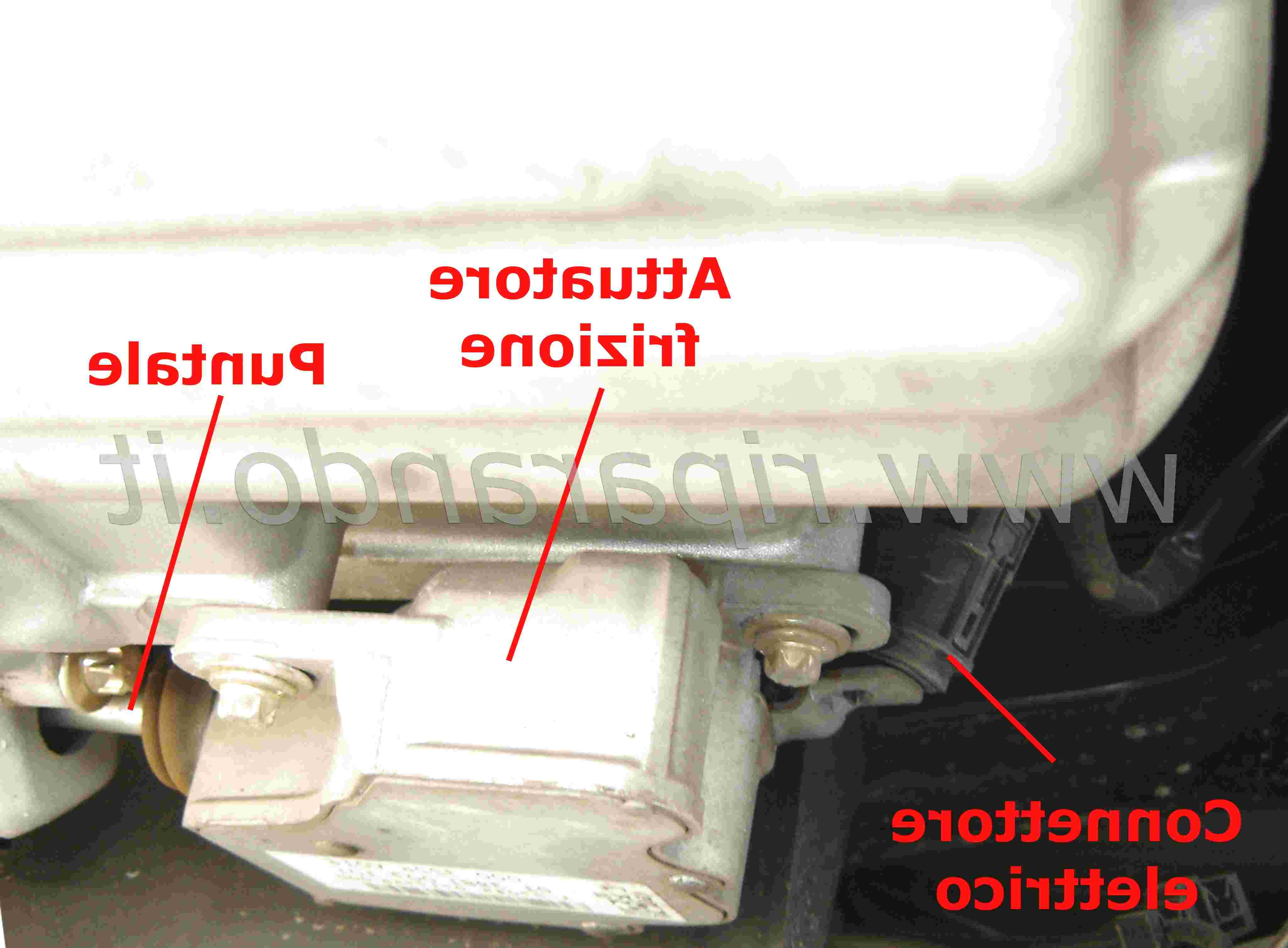 Tamponi Paratelaio Salvacarena Paracarena YAMAHA FZ6 2004-2012