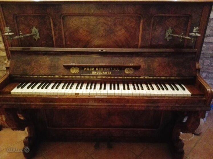 pianoforte radica usato