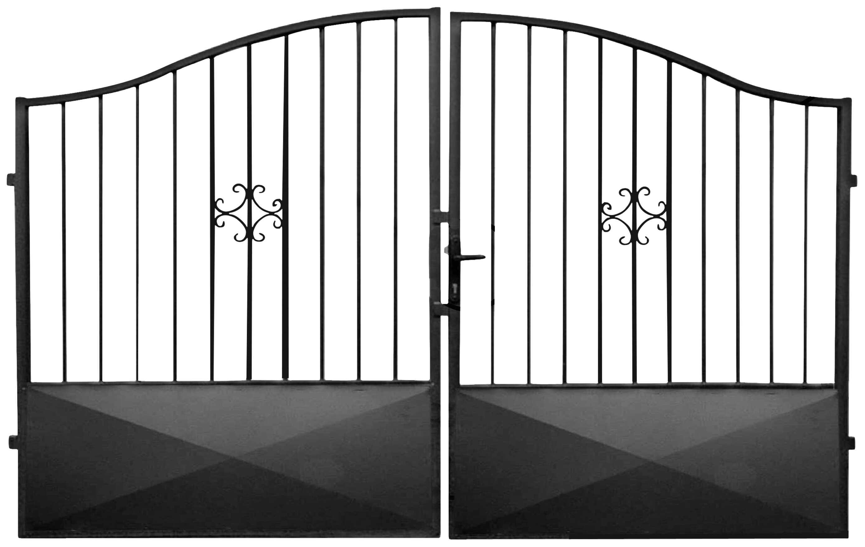 Ringhiere In Ferro Usate cancello ferro