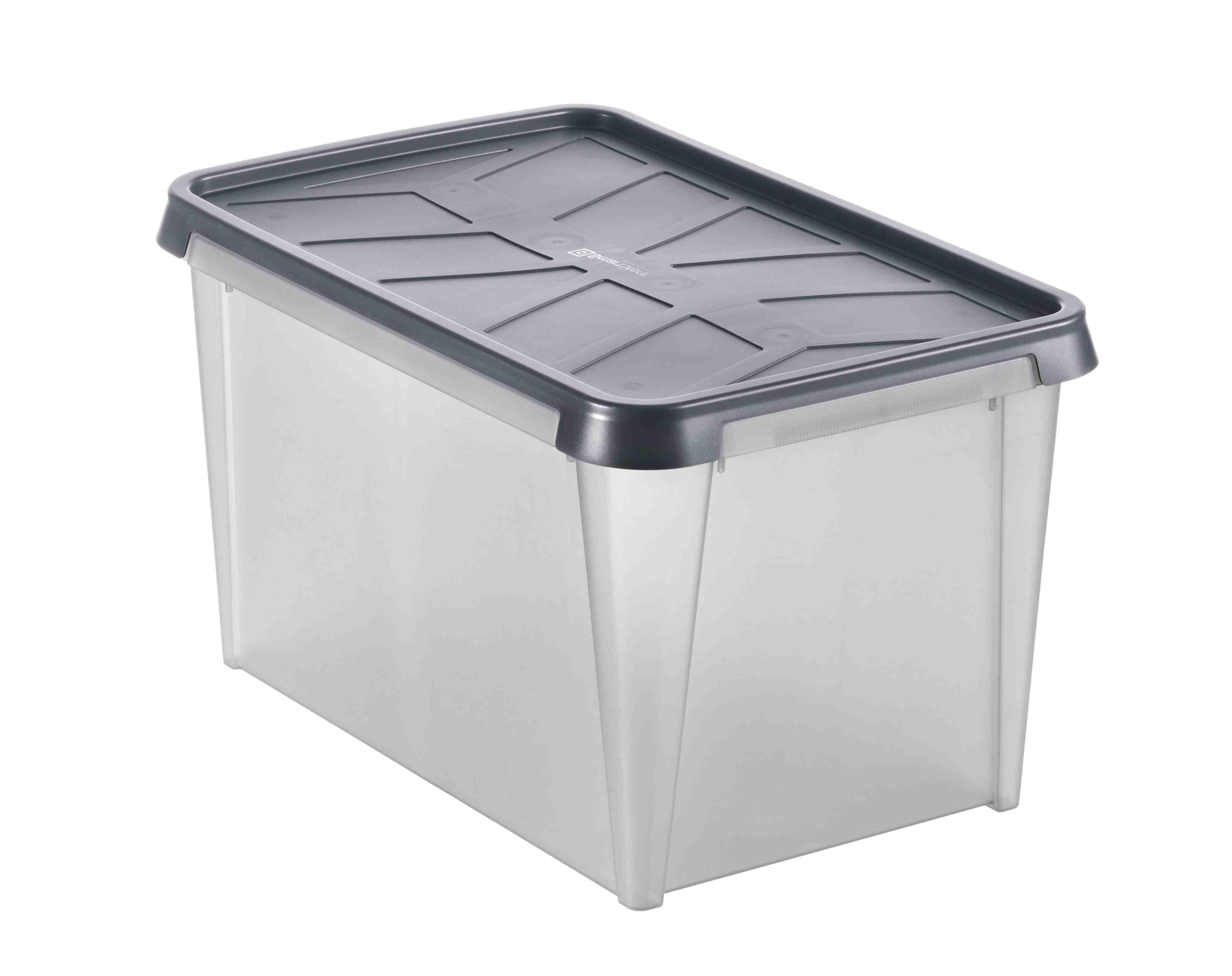Fogli Plexiglass Bricoman Scatola Contenitore Plastica