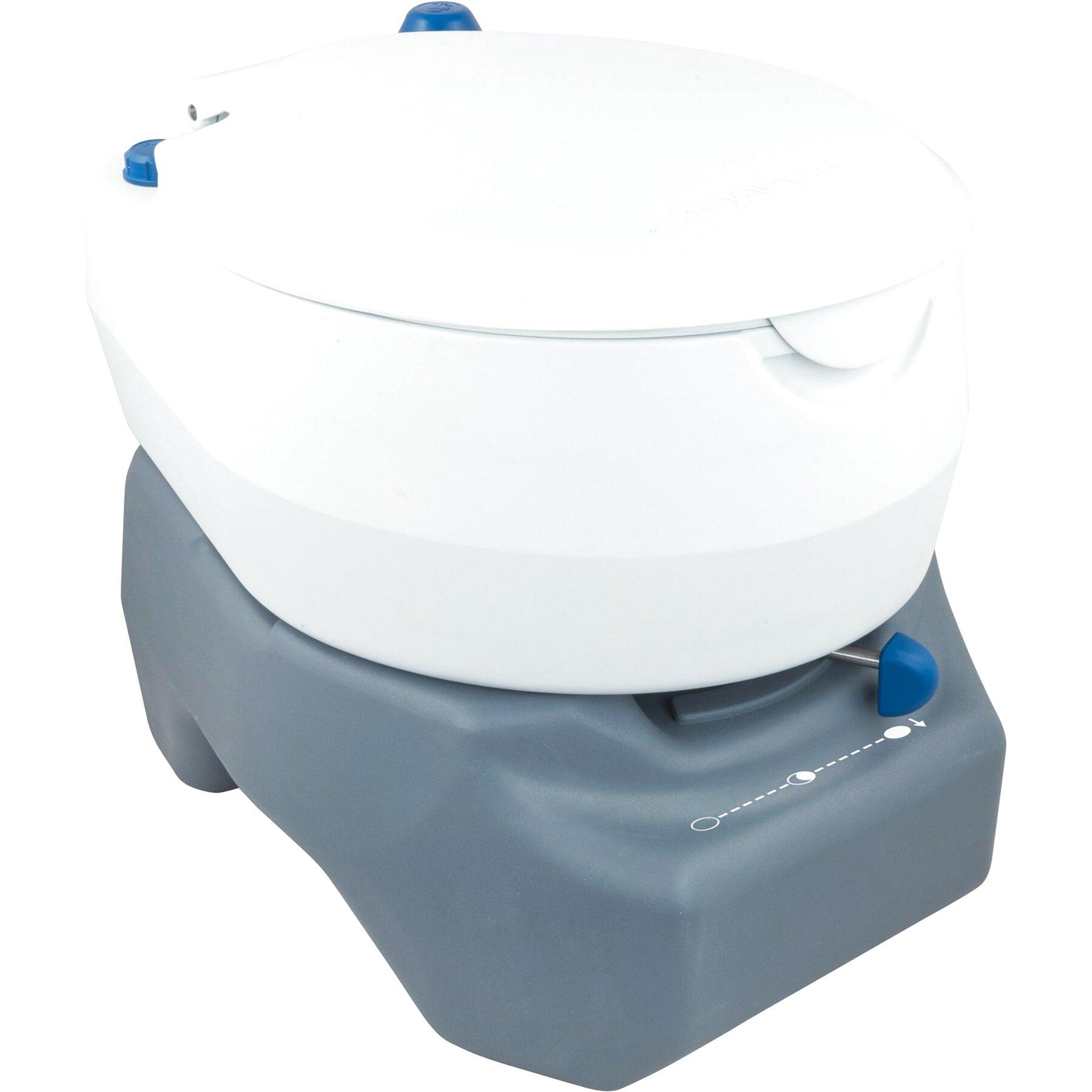 mobile toilette usato