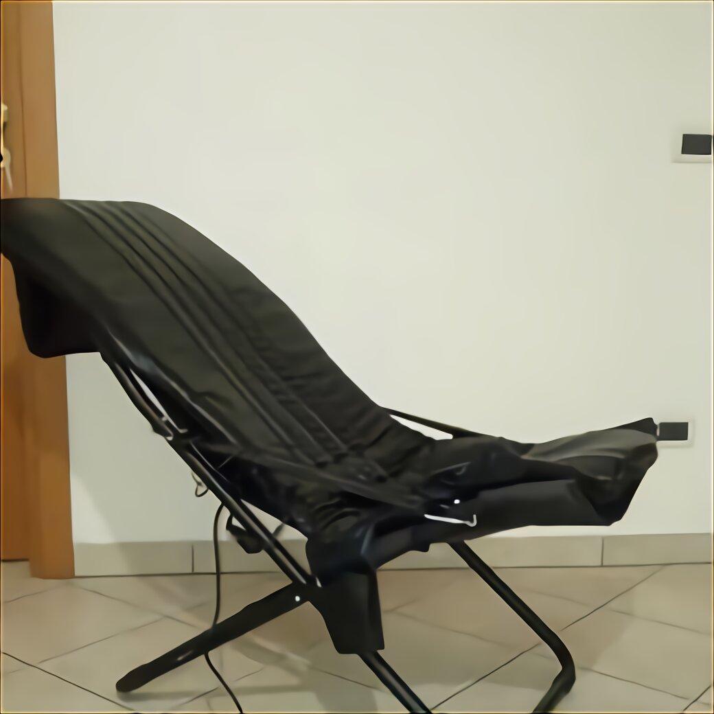 Poltrona Sedia Ufficio Massaggiante usato in Italia | vedi ...