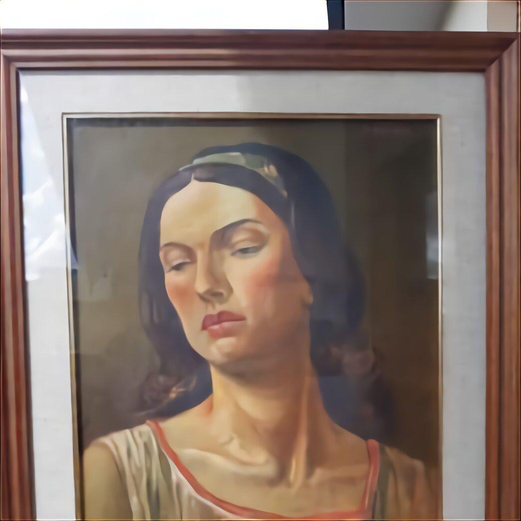 Dipinto Donna Ritratto usato in Italia | vedi tutte i 40 ...