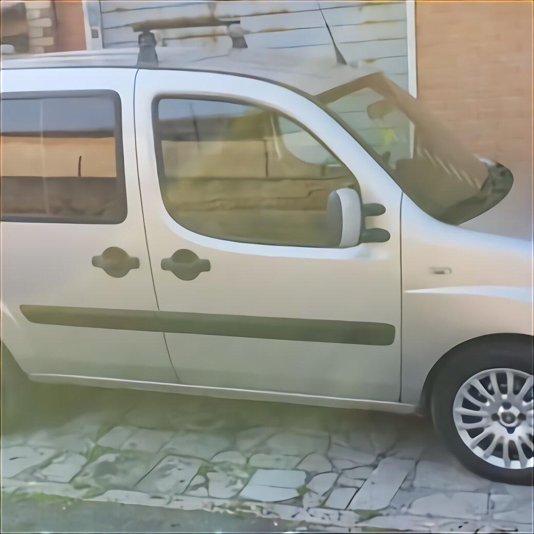 MANIGLIA Porta Pannelli Copertura per FIAT DOBLO/' 2000-2010 cromo in acciaio inox 3-tür 9 pezzi