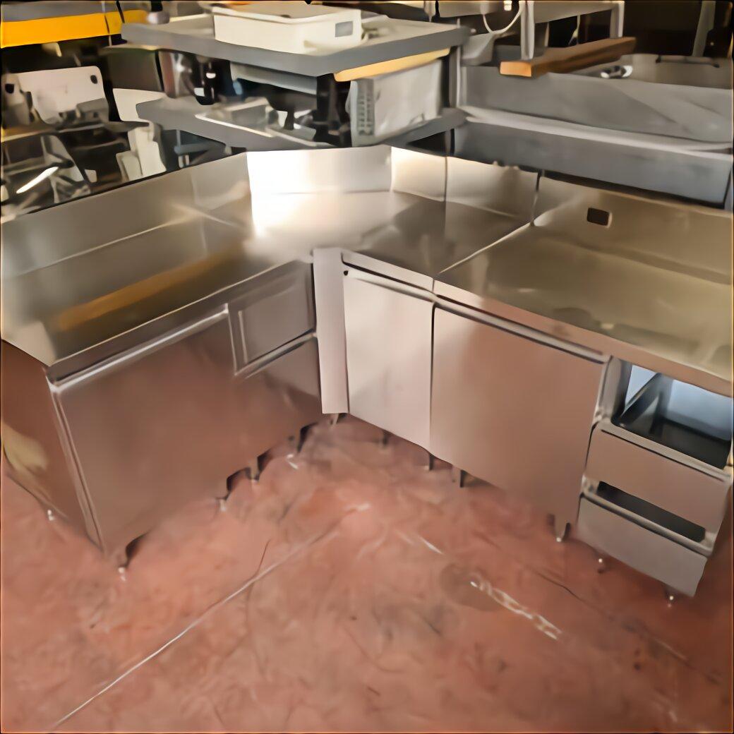Banco Acciaio Cucina Professionale Usato In Italia Vedi Tutte I 49 Prezzi
