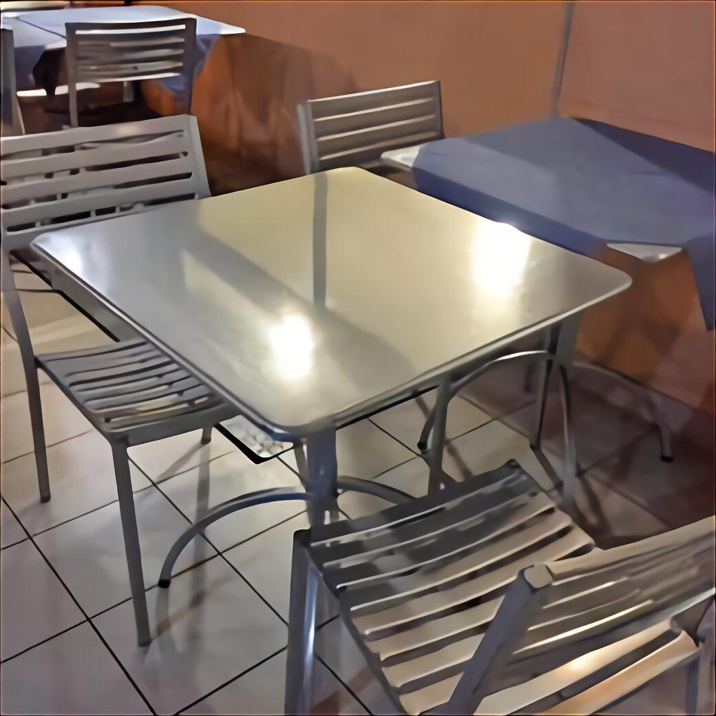 Tavoli Sedie Bar Ristorante Usato In Italia Vedi Tutte I 64 Prezzi