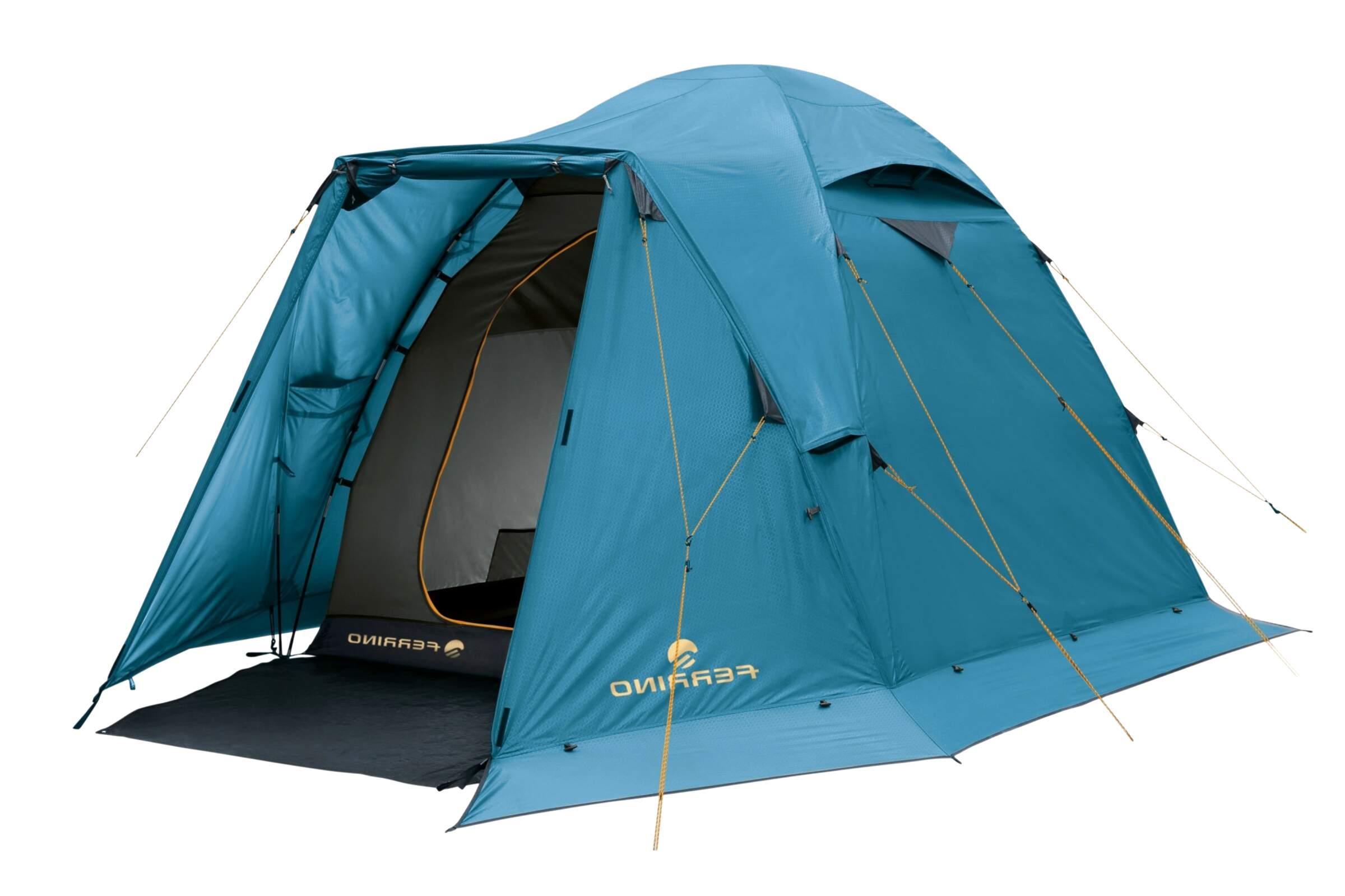 tenda 4 posti ferrino usato