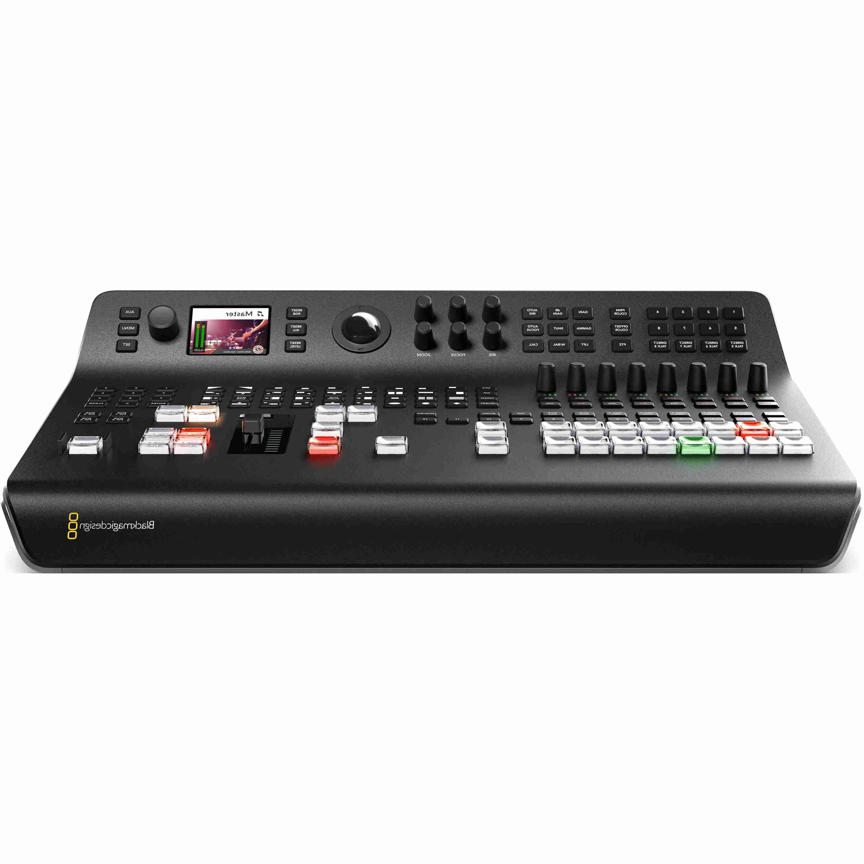 mixer video blackmagic usato
