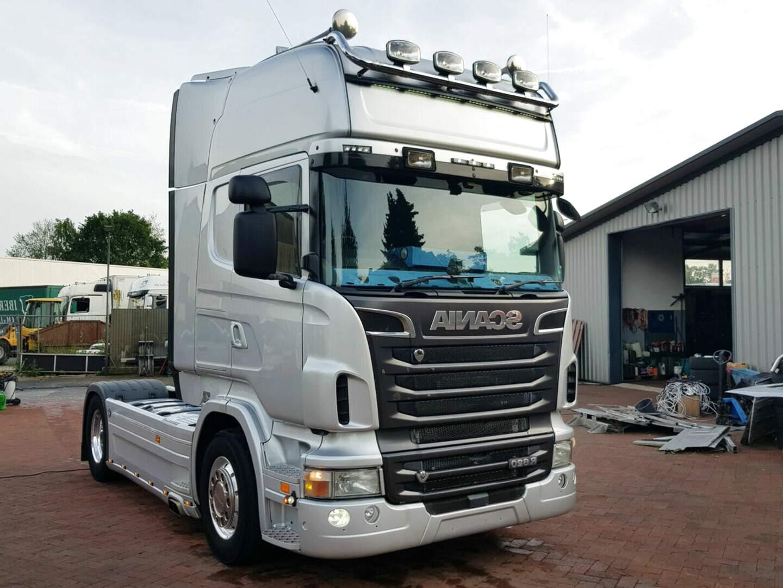 Scania R 620 Usato In Italia Vedi Tutte I 40 Prezzi