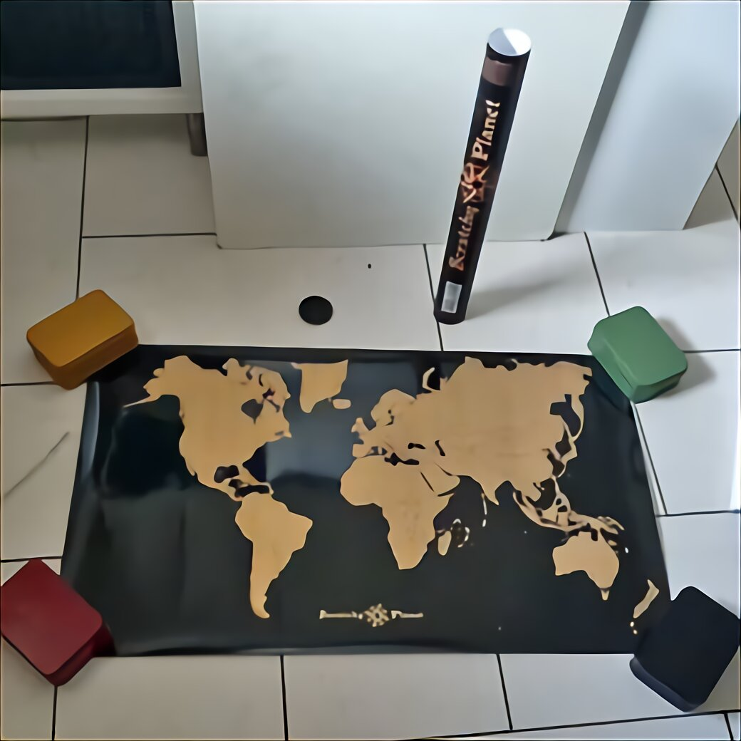 Cartina Geografica Per Segnare Luoghi Visitati.Cartina Mondo Usato In Italia Vedi Tutte I 46 Prezzi