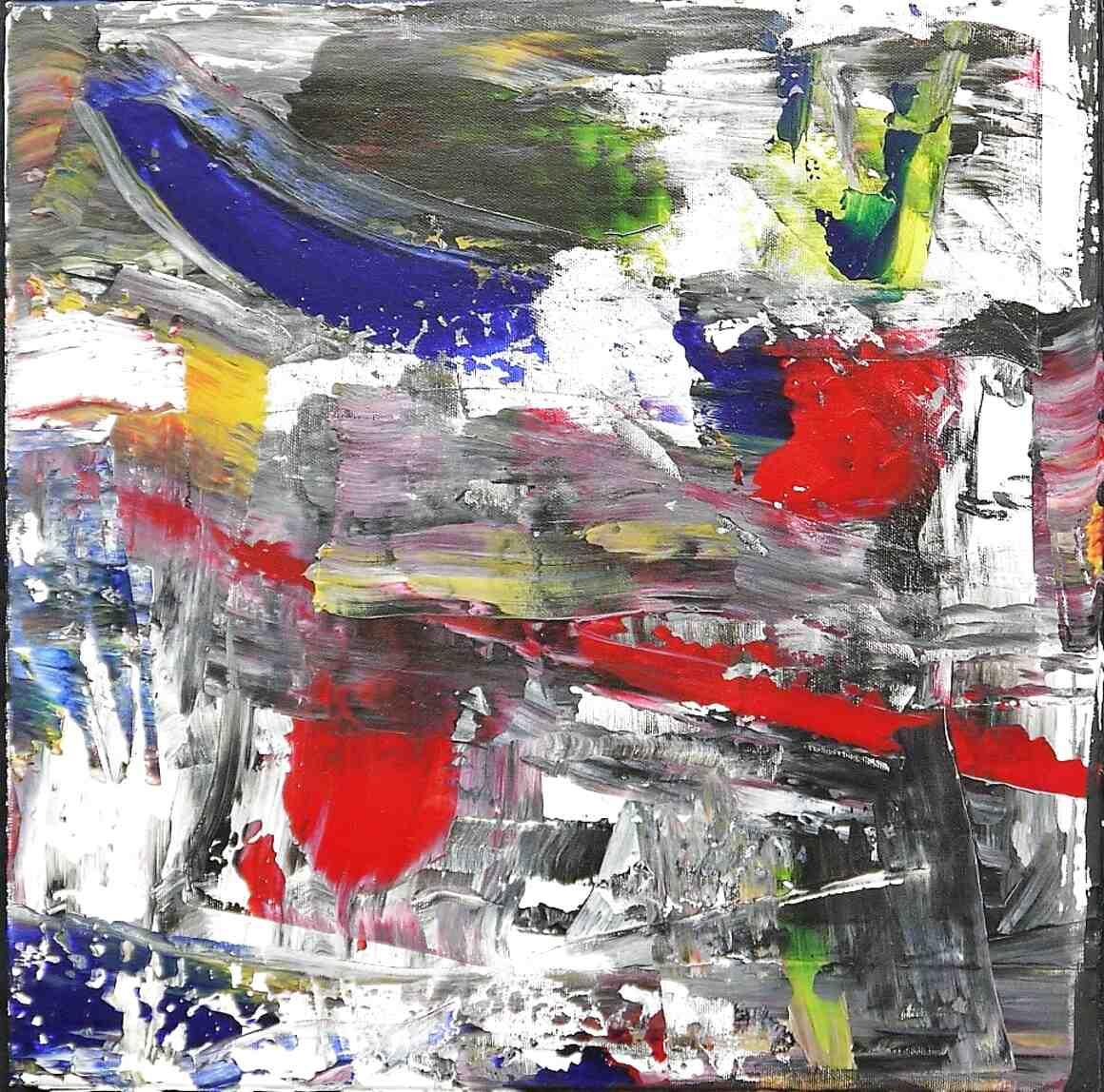 Usato, Pittura Ad Olio Dipinto A Mano Su Tela,Mode