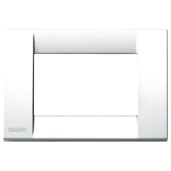 Vimar Idea 16733.21 Placca Classica 3M argento