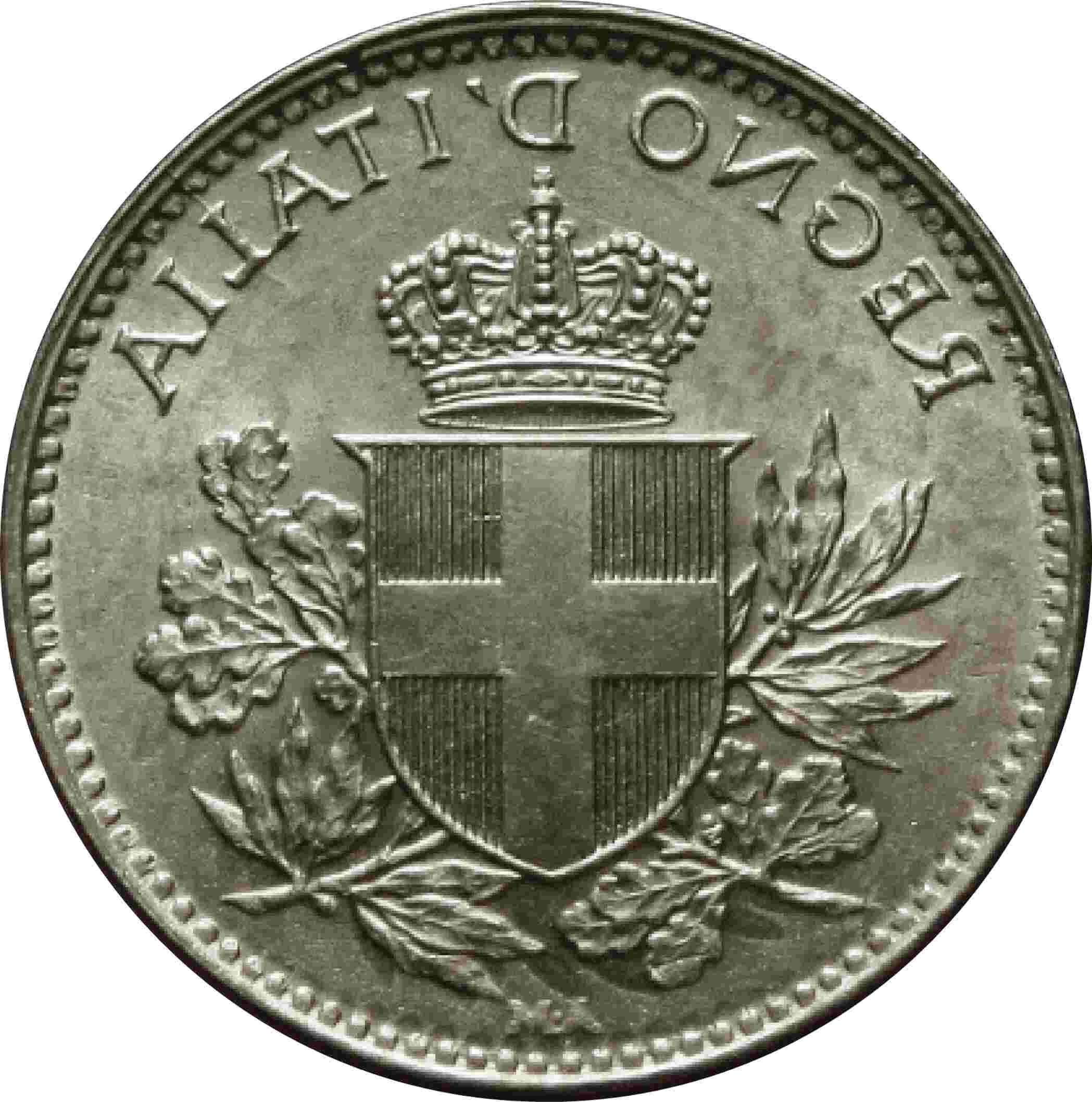 vittorio emanuele iii 20 cent usato
