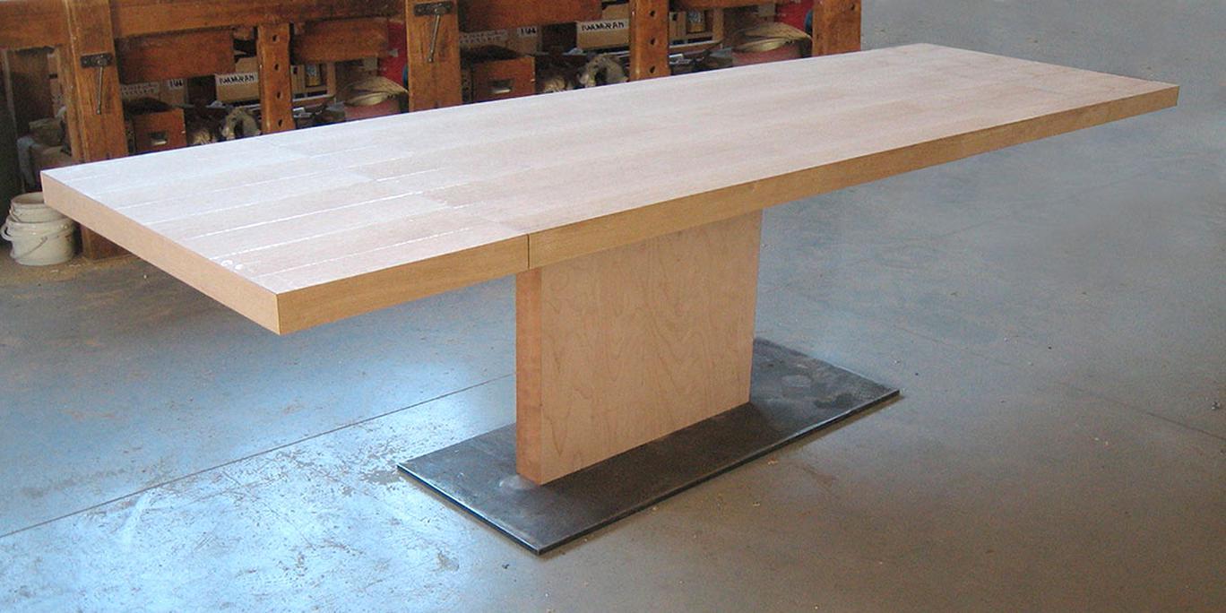 Tavolo Con Piede Centrale gamba centrale tavolo usato in italia | vedi tutte i 62 prezzi!