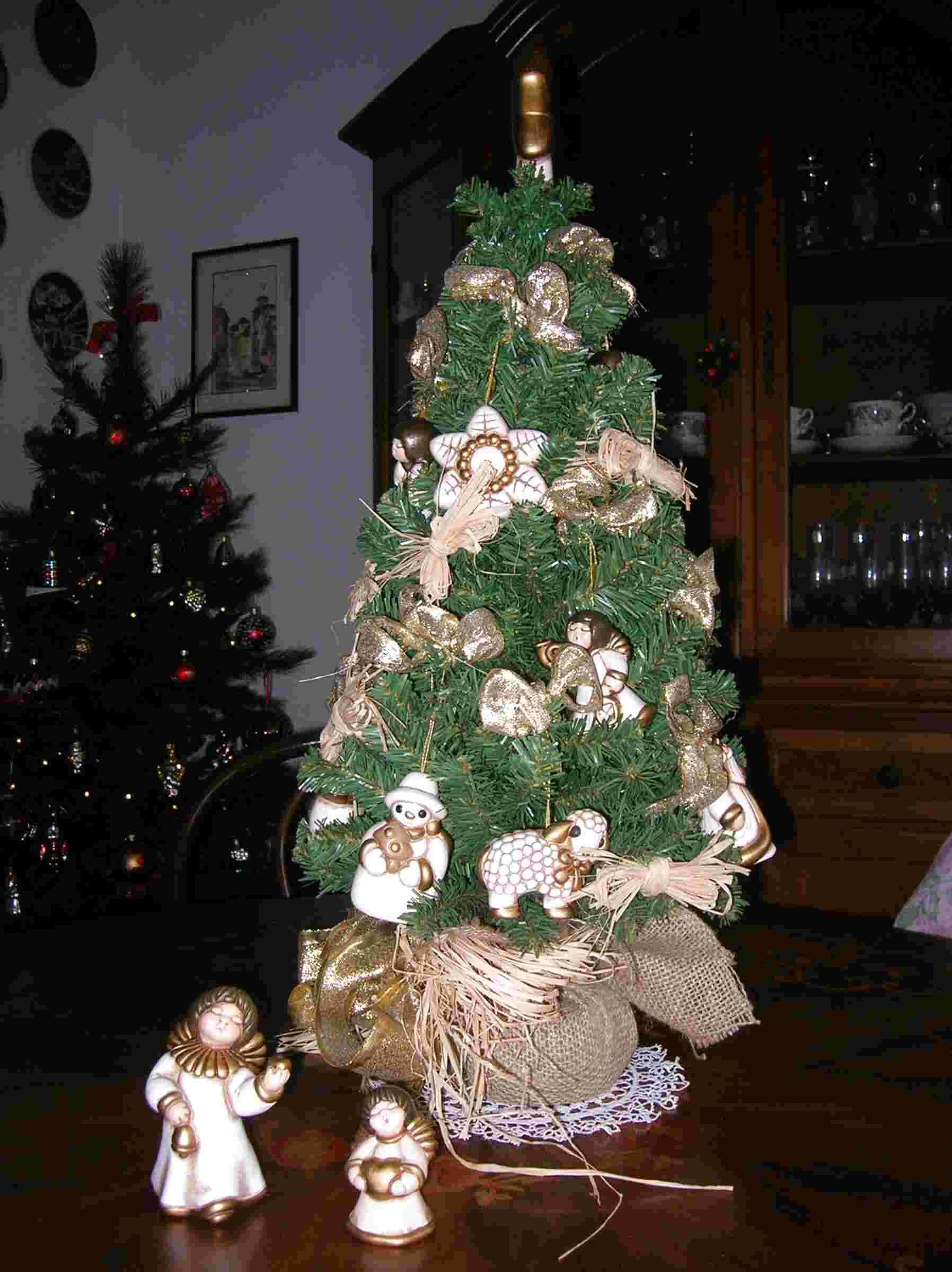 Albero Di Natale Thun Prezzo.Puntale Con Angelo Altezza 15 Cm Thun Natale Punta Libertadexpresionchile Uchile Cl