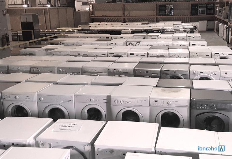 Stock Lavatrici Usate.Stock Lavatrici
