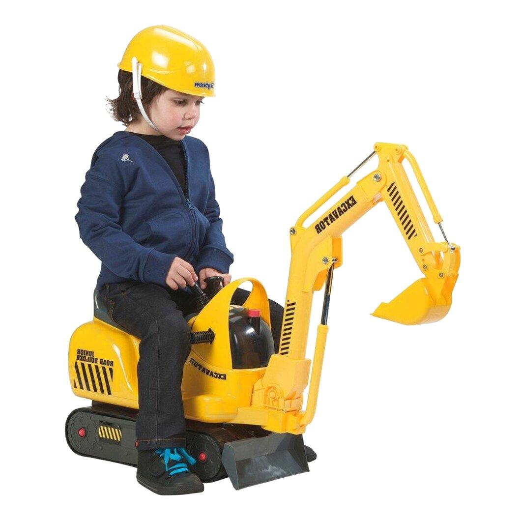 escavatore cavalcabile usato