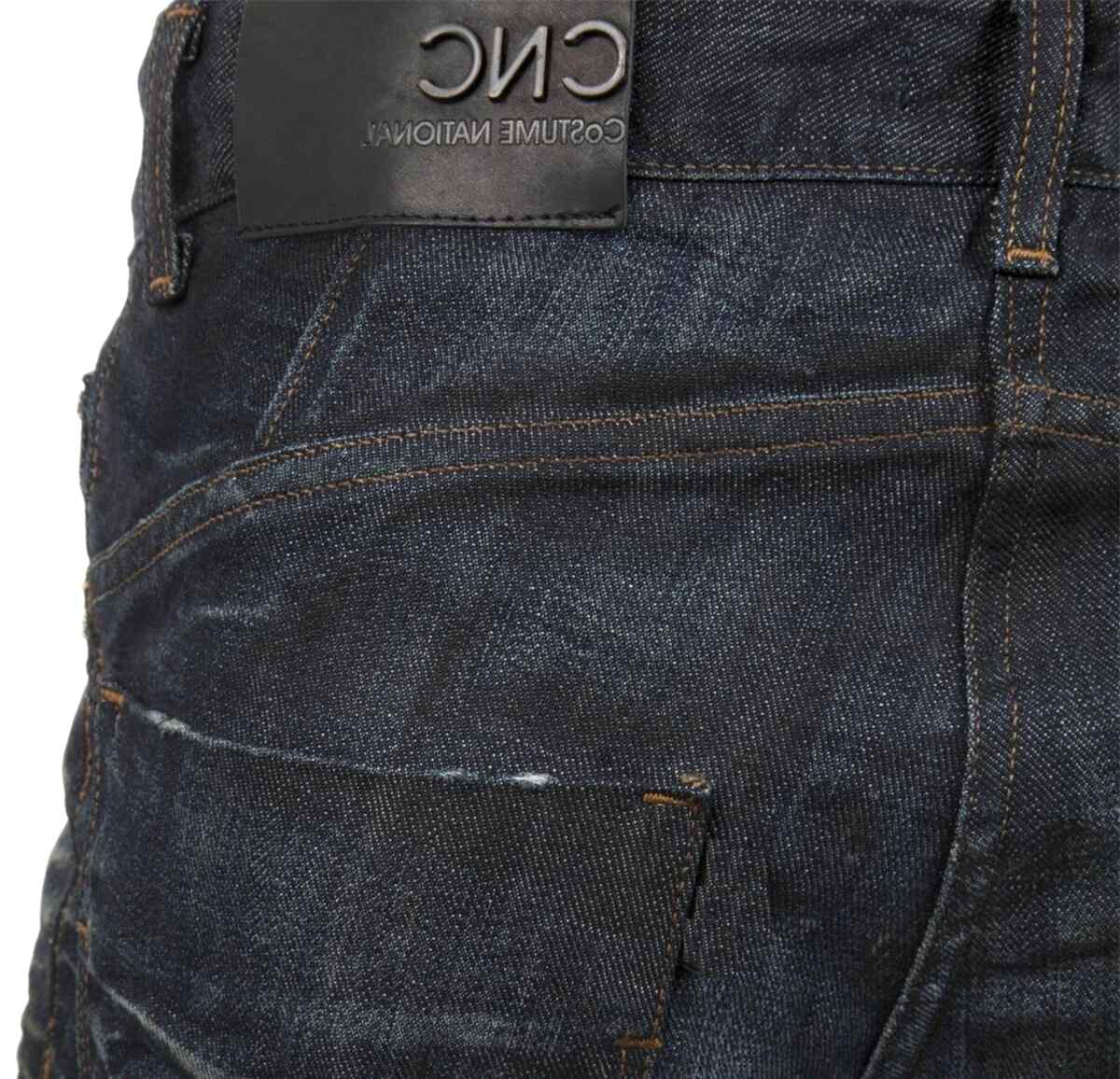 jeans cnc usato