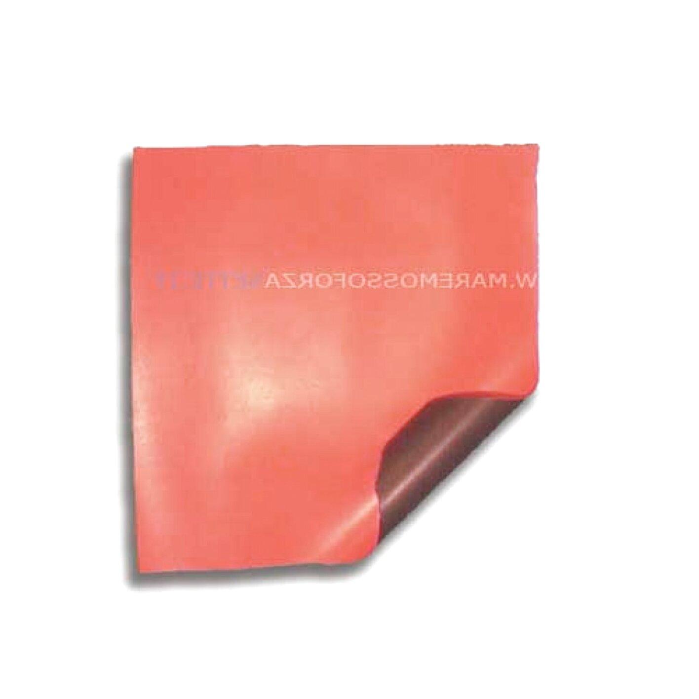 TESSUTO IN PVC PER RIPARAZIONE GOMMONI NERO 300X300 MM
