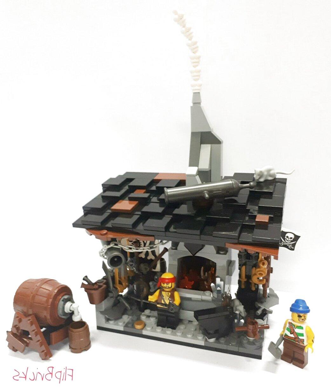 LEGO VINTAGE pirate monkey X1 === molti più LEGO nel nostro negozio
