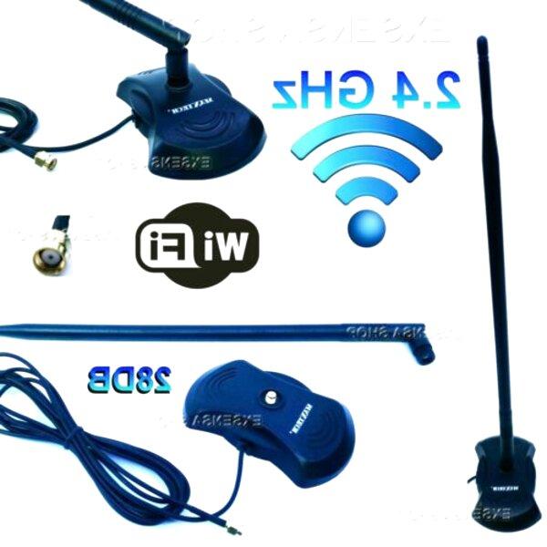 antenna wifi omnidirezionale usato