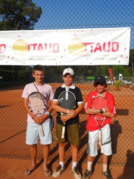 ttk tennis usato