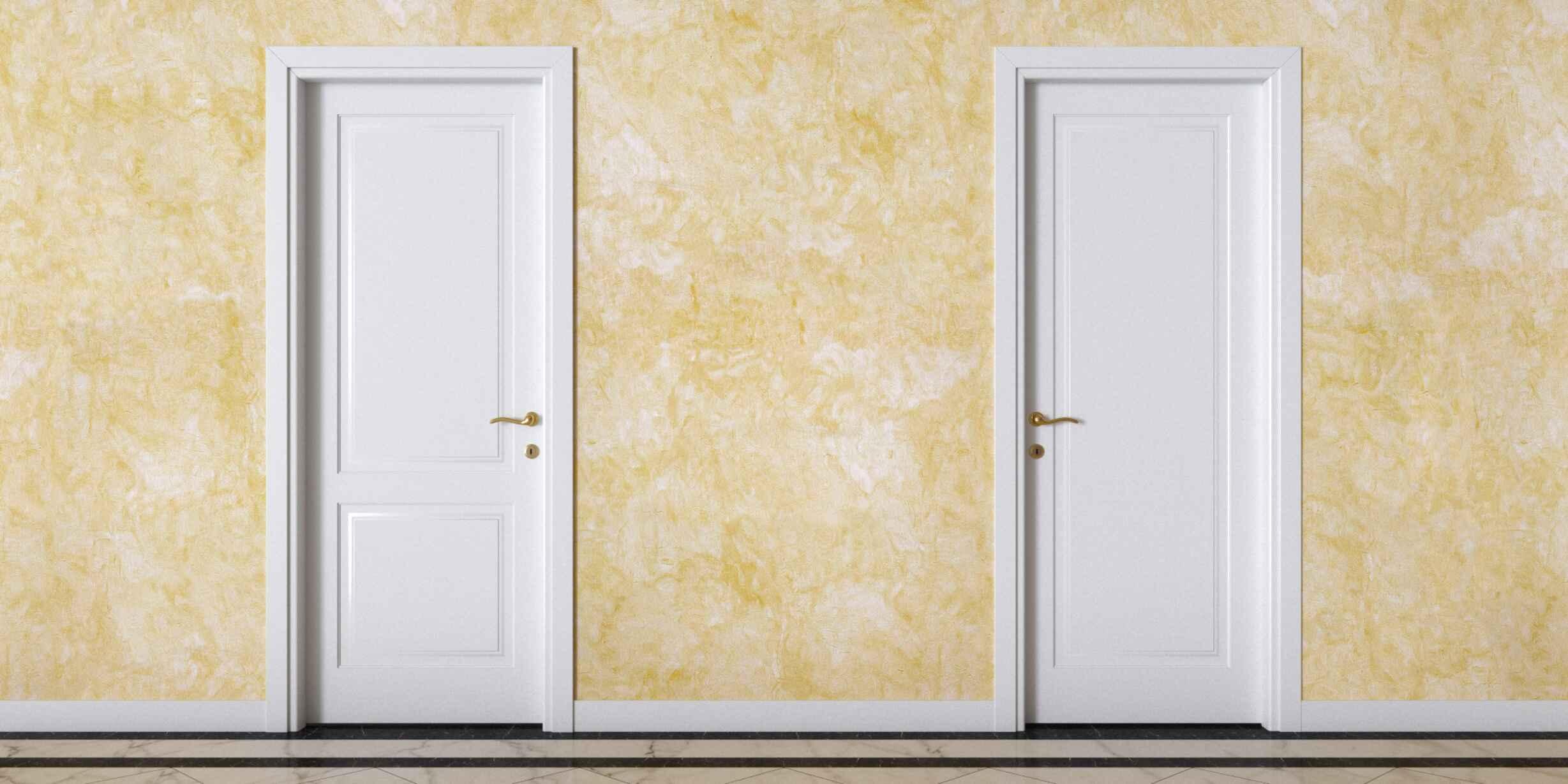 Verniciare Porte Interne Bianche porte interne bianche