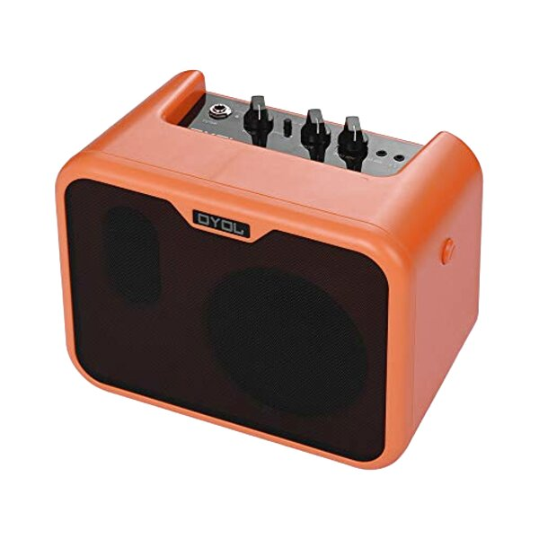 mini amplificatore chitarra acustica usato