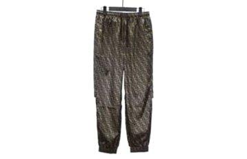 pantaloni fendi usato