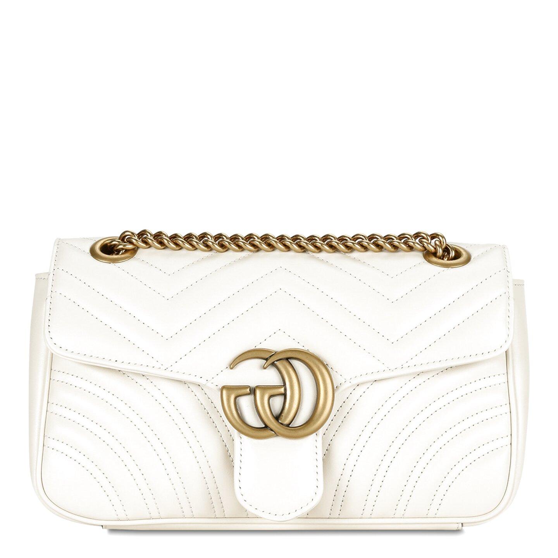 borsa bianca gucci usato