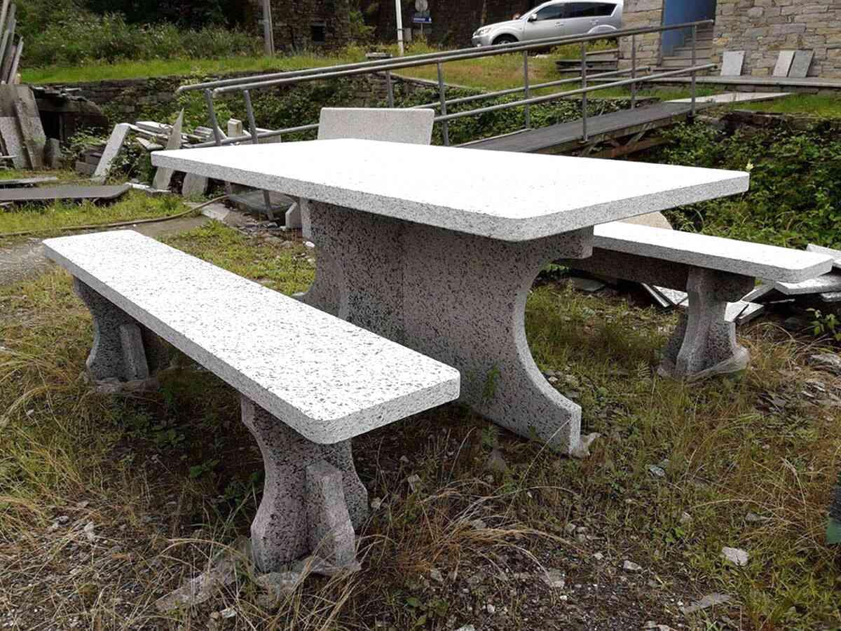 Tavoli Di Pietra Da Giardino.Tavolo Giardino Pietra Usato In Italia Vedi Tutte I 68 Prezzi