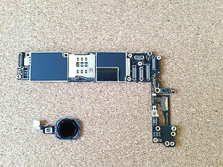 scheda madre iphone usato