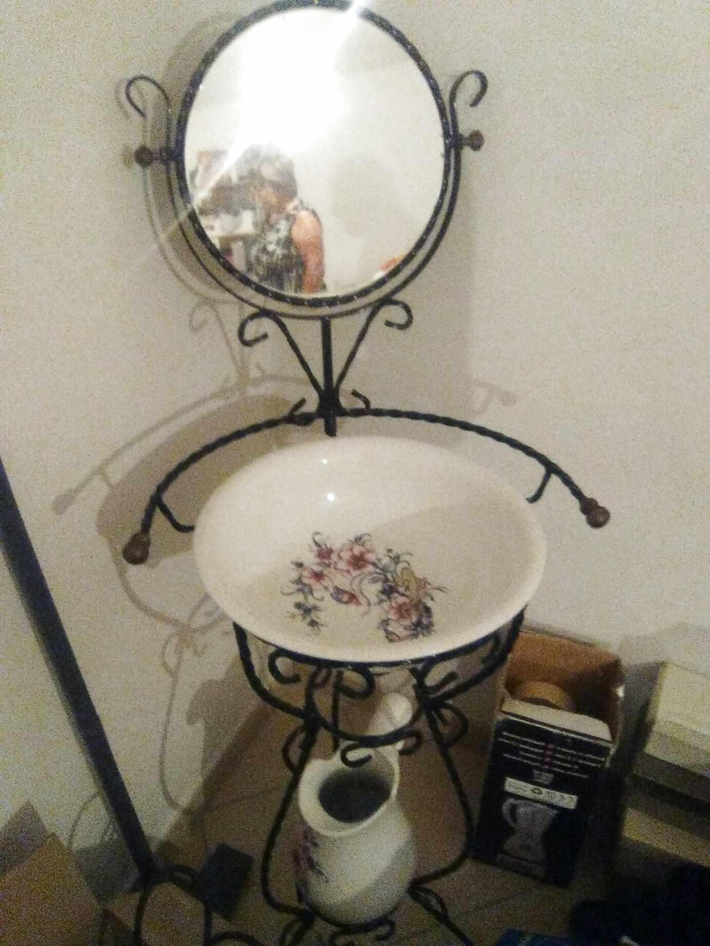 Antico Lavello In Ceramica.Lavabo Antico Usato In Italia Vedi Tutte I 89 Prezzi