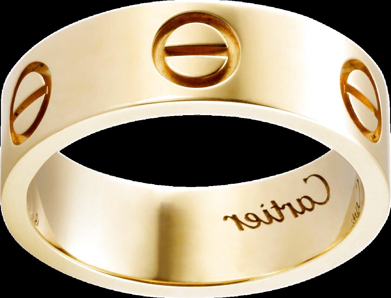 cartier anello usato