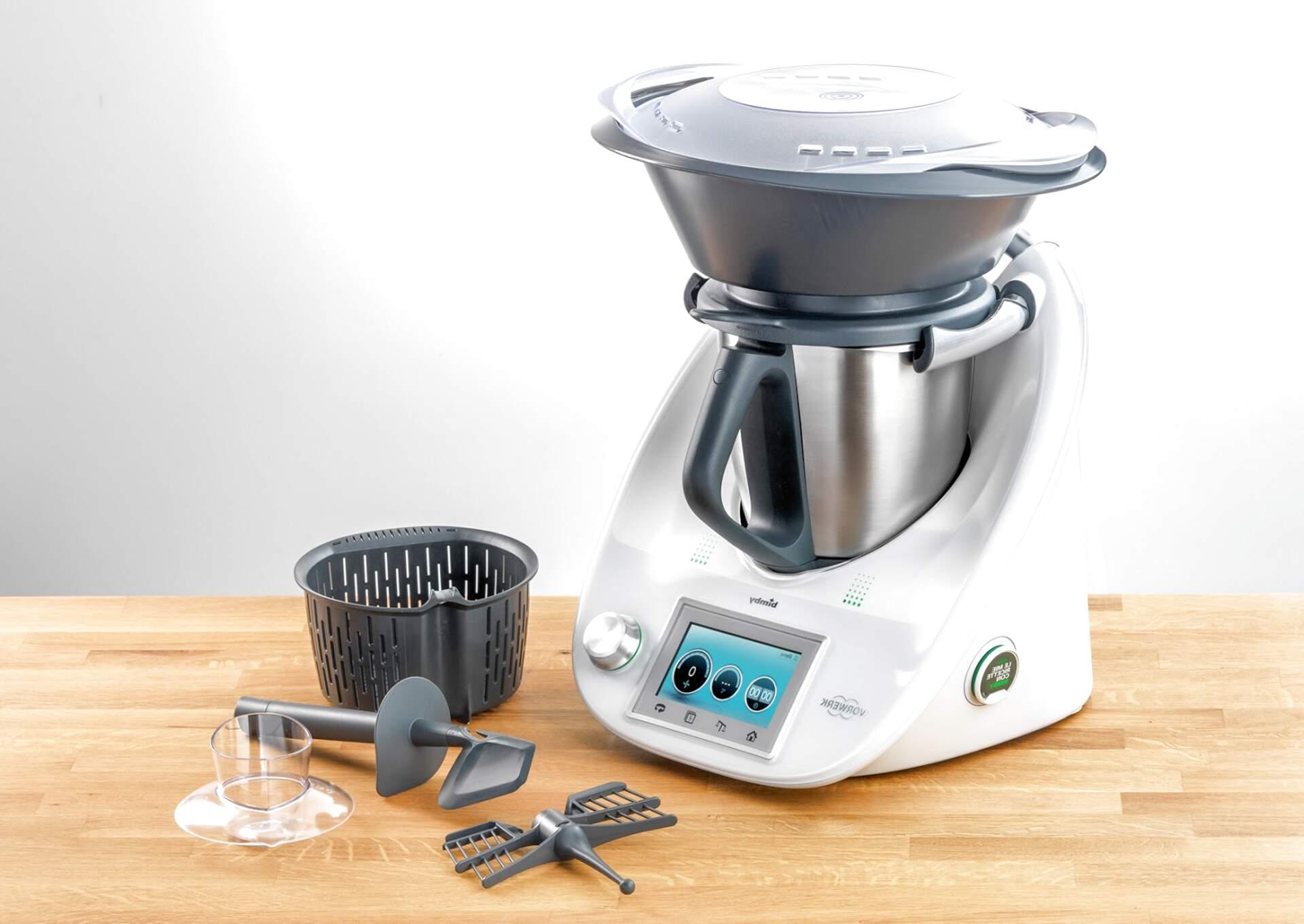 cucina bimby robot
