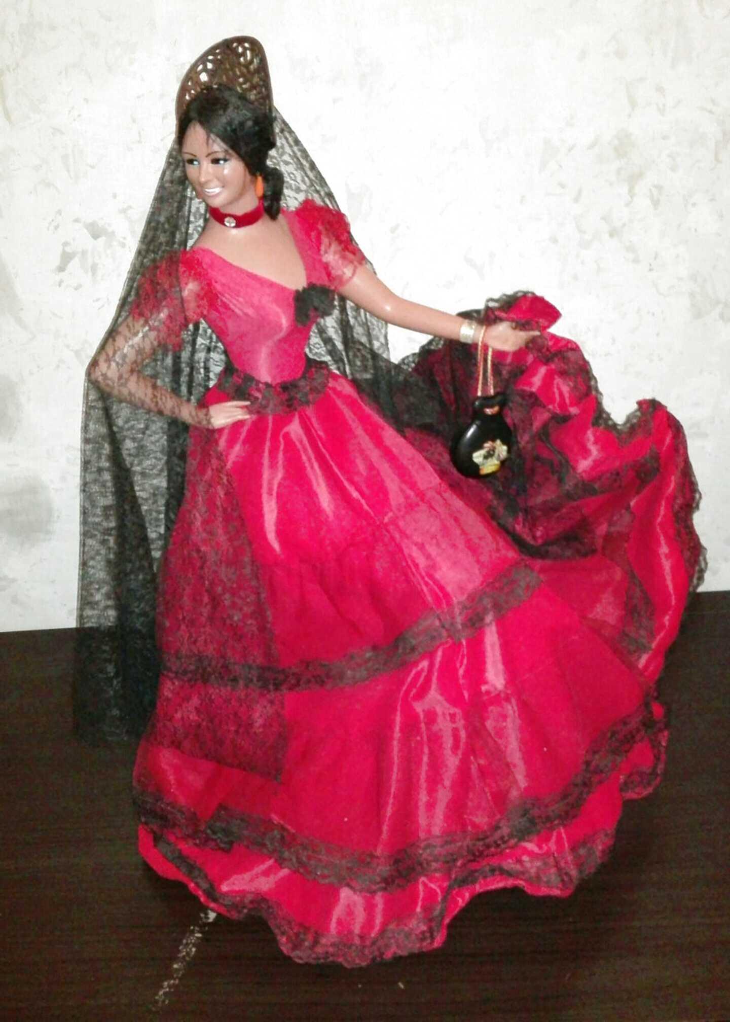 bambola in spagnolo