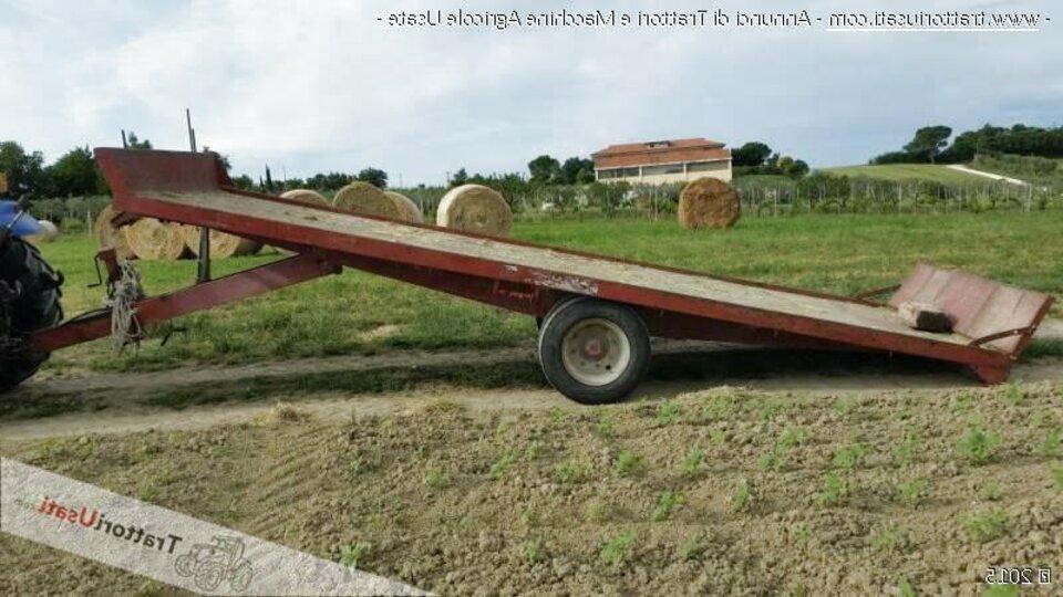 carrellone agricolo usato