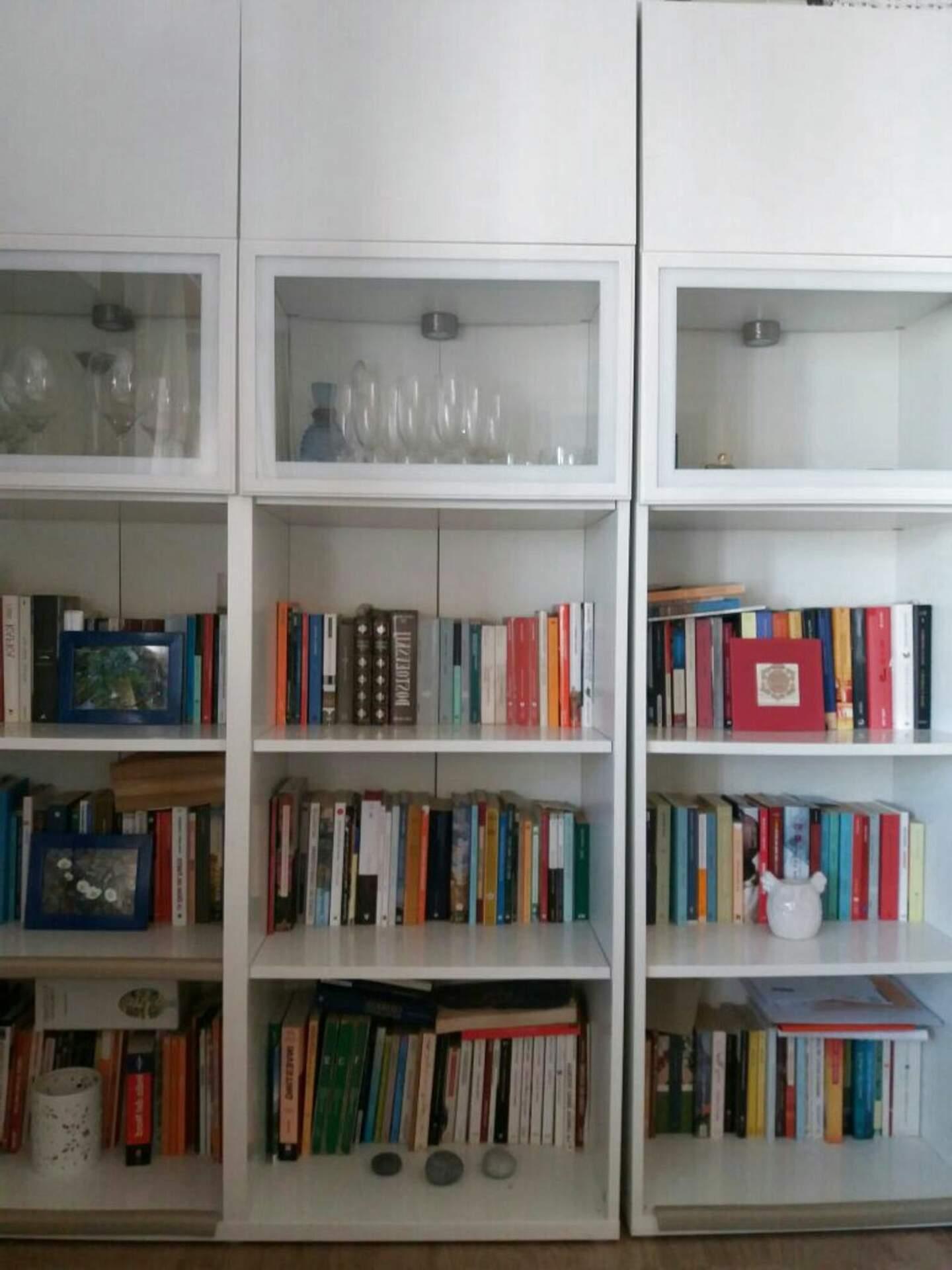 Libreria Ante Scorrevoli Ikea.Libreria Ikea Besta Usato In Italia Vedi Tutte I 30 Prezzi