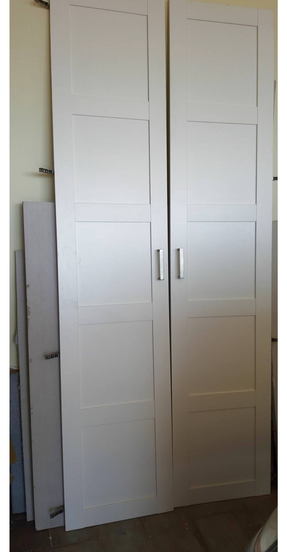 Armadio Pax Ikea 2 Ante.Ante Pax Usato In Italia Vedi Tutte I 31 Prezzi