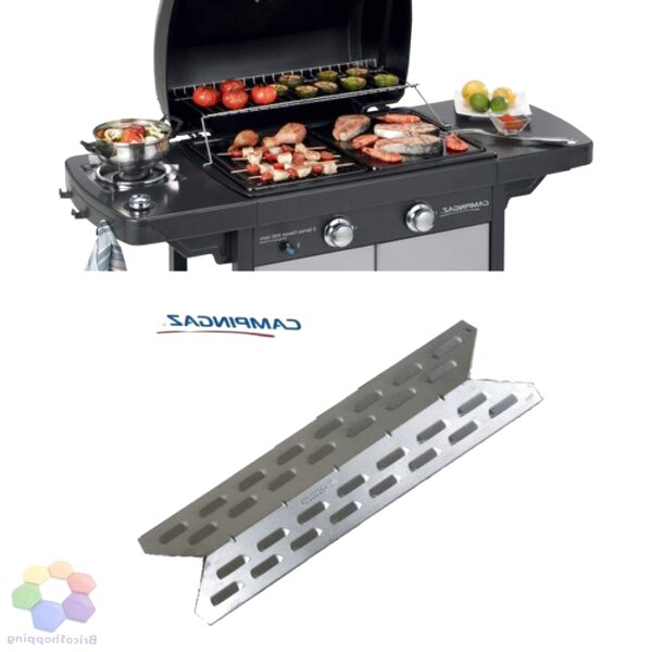 ALTIGASI Prime Ricambio Originale CAMPINGAZ DIFFUSORE per Barbecue Tenda BRUCIATORE Serie 2 Vario L-LX-LX+-EXS