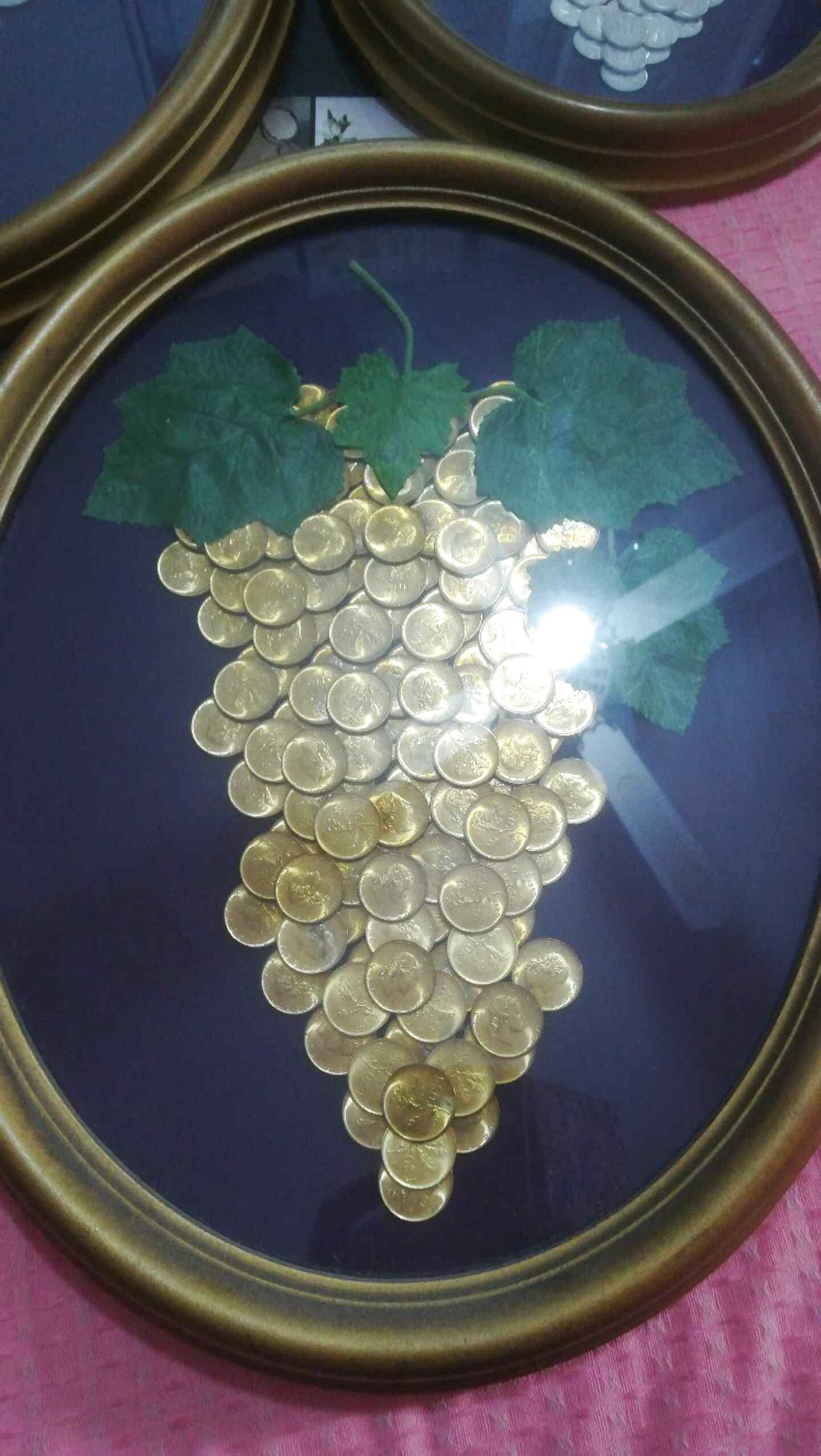 quadri monete lire usato