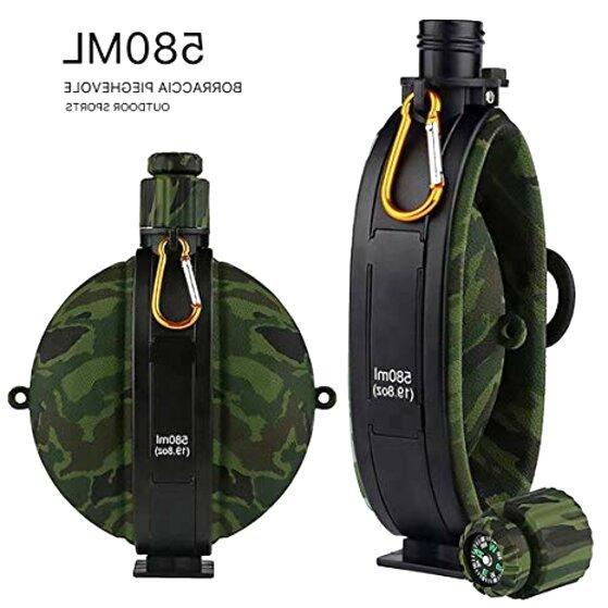 bottiglie militari usato