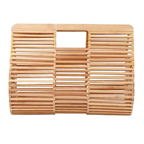 borsa legno usato