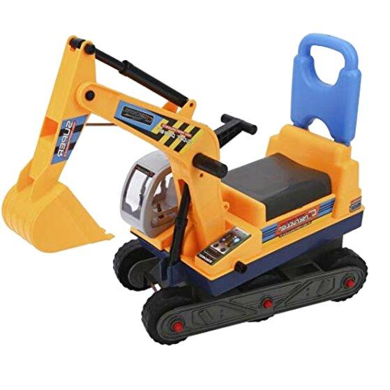 escavatore giocattolo usato